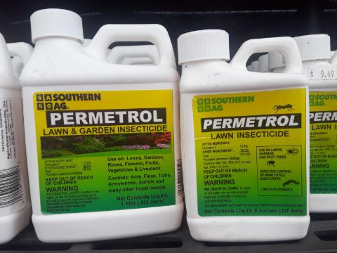 Permetrol Lawn Insecticide