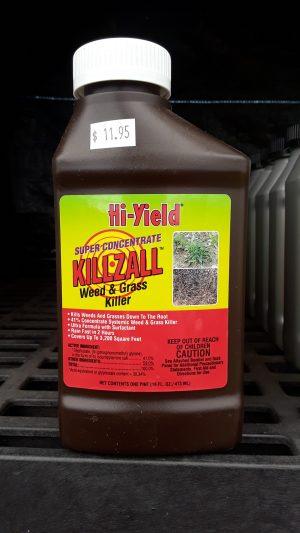 Killzall Weed & Grass Killer