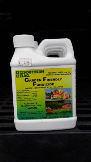 Garden Friendly Fungicide
