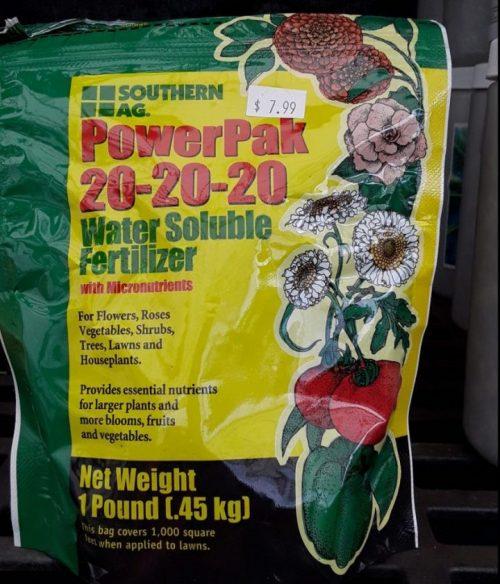 Power Pak 20-20-20