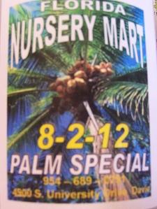 FLNM Palm Special