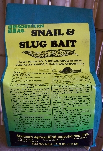 Snail and Slug Bait