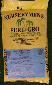 Fertilizer, Palm Special