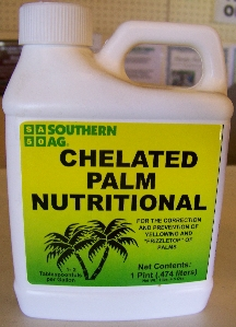 Palm Nutritional Spray, Chelated