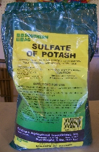 Sulfate of Potash