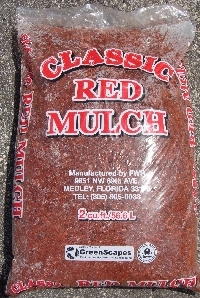 Red Mulch (Pallet)